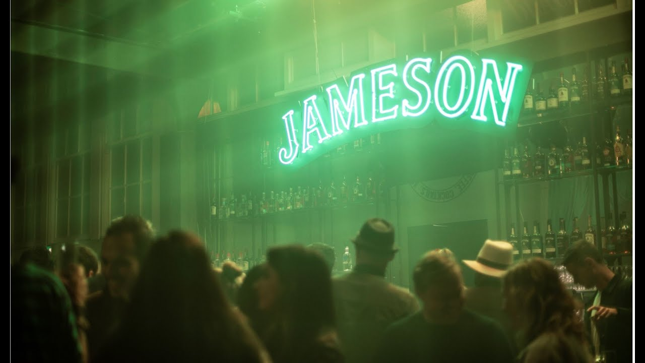 Jameson Whiskey Takes 200 Bartenders On A Massive Night Out