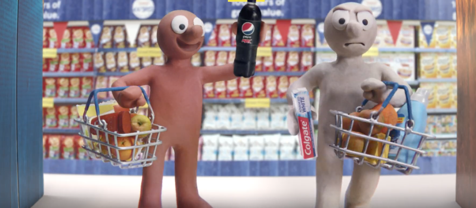 Tesco Take Us Back In Time In Nostalgic Ad