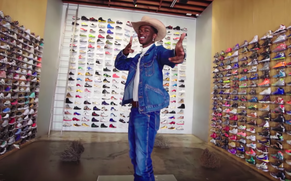 Go Sneaker Shopping With Lil' Nas X