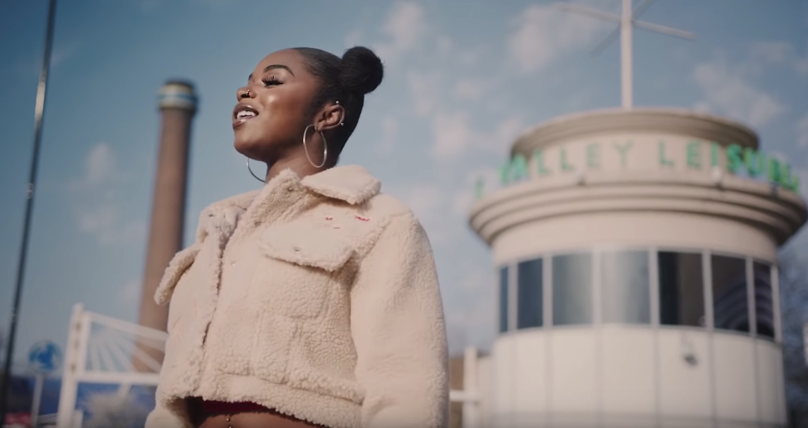 Red Bull And Nadia Rose Take Us On A Tour Of South London