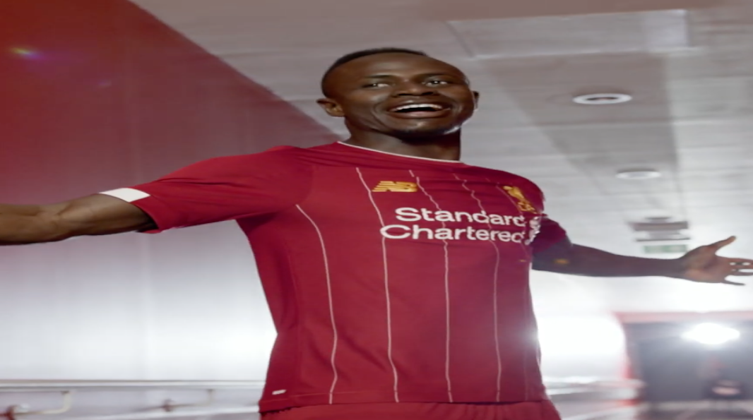 Liverpool FC Launch Their New Home Shirt With This Fast-Paced Ad