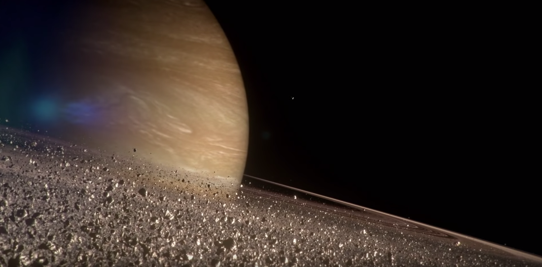 "Watch The BBC's Out Of This World Trailer For ""The Planets"""