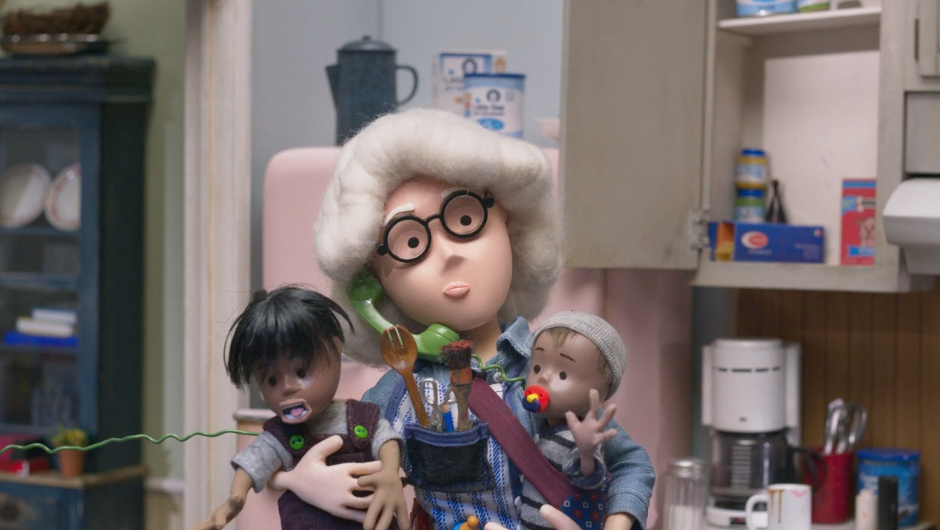 """Freaks Of Nurture"" Check Out This Charming Stop-Motion Film About Parenting"