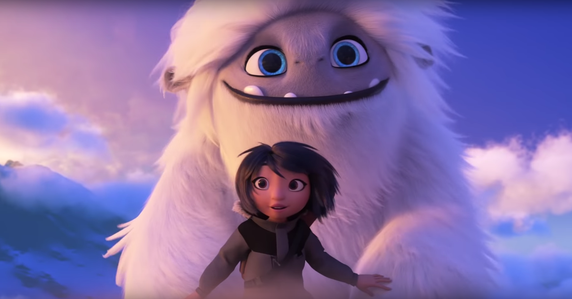 "Dreamworks Take Us On A Trip To China With New Film ""Abominable"""