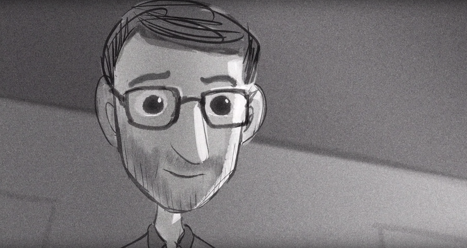 Stunning Animation Shows Us One Man's Journey Into His Grandfather's Amazing Journals