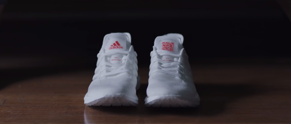 Adidas Show Off Their 100% Recyclable Sneakers In This Exciting New Ad