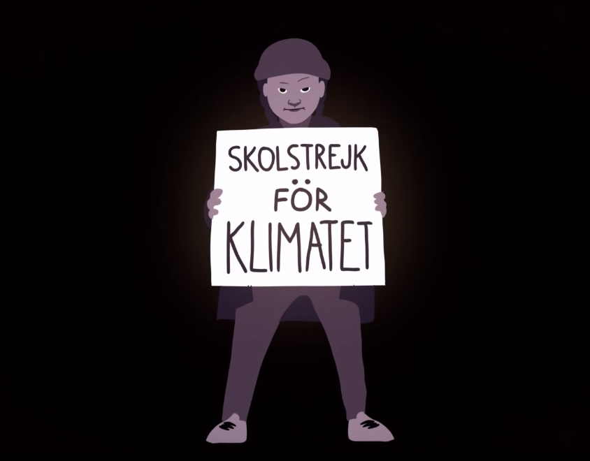 Documentary Looks At How 16 Year Old Greta Thunberg Started A Global Climate Protest