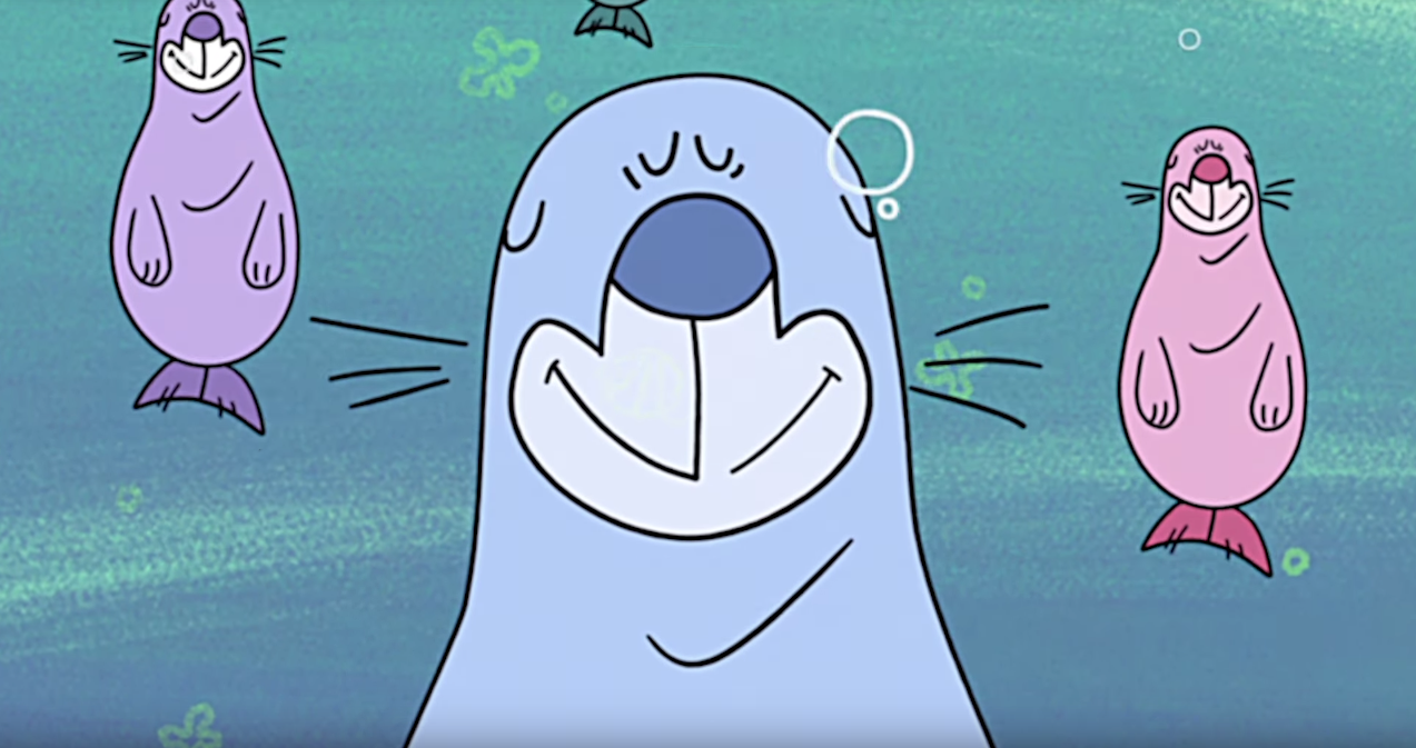 TED-Ed Animation Looks At The Super-Cute (And Super Lethal!) Sea Lion
