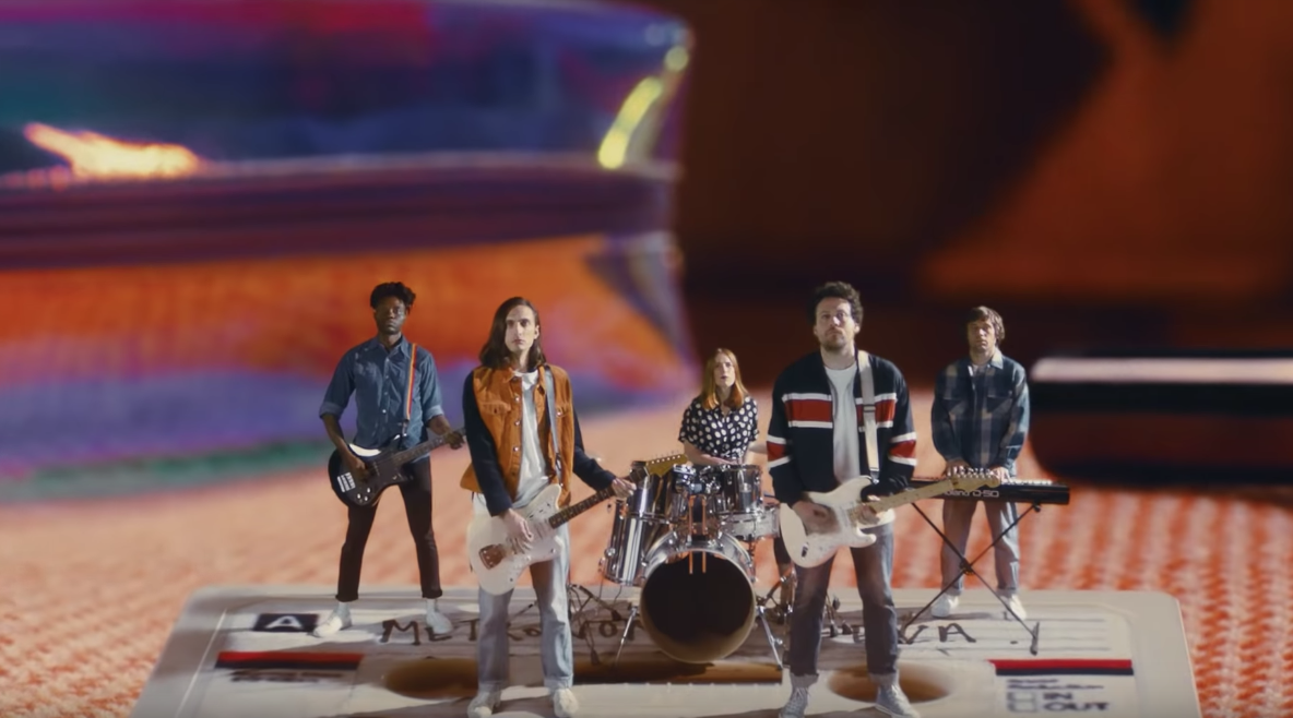 Metronomy Get Shrunk Down In New Music Video