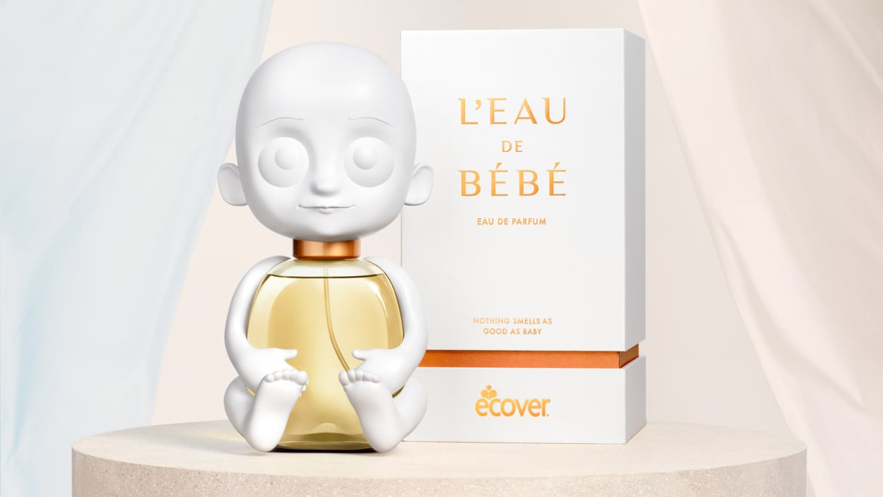 """The Scent of A Baby"" – Ecover Parodies Over The Top Perfume Ads"