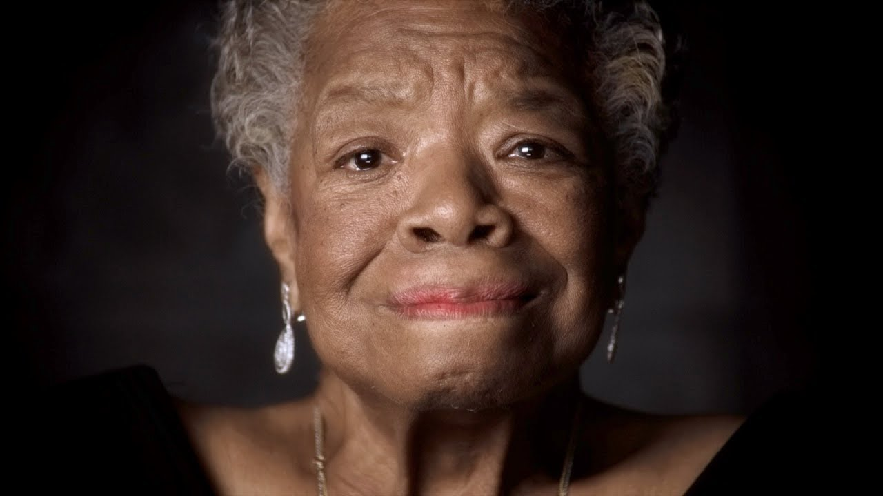 "Google And Maya Angelou Tell Us To ""Share The Love"""