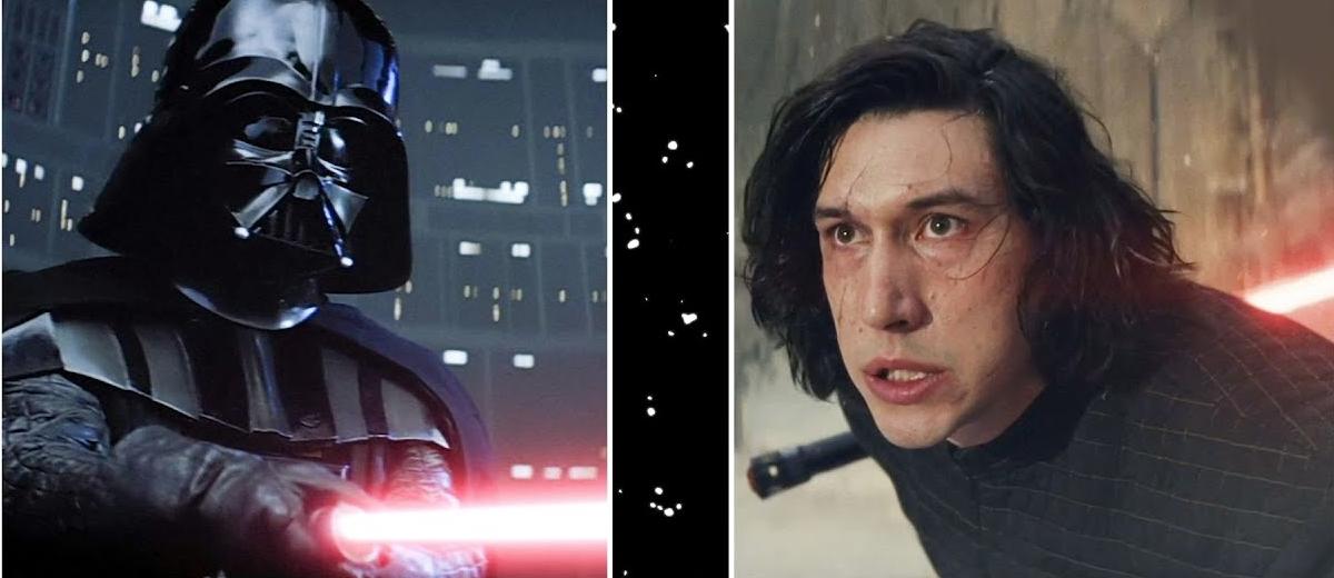 Vanity Fair Compare The Old Star Wars Films To The New Ones