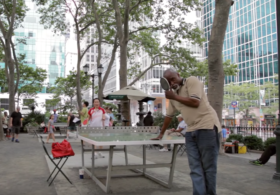How Ping Pong Brought A Community Together In New York