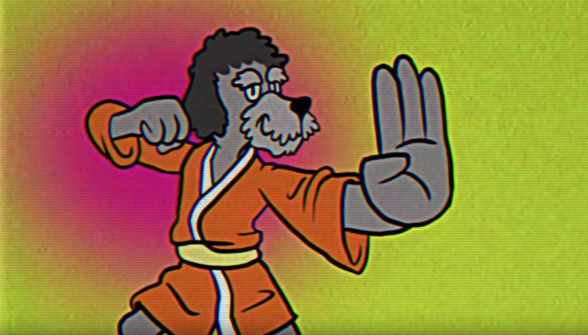 The Kooks Re-Create Old School Cartoons In Their New Music Video