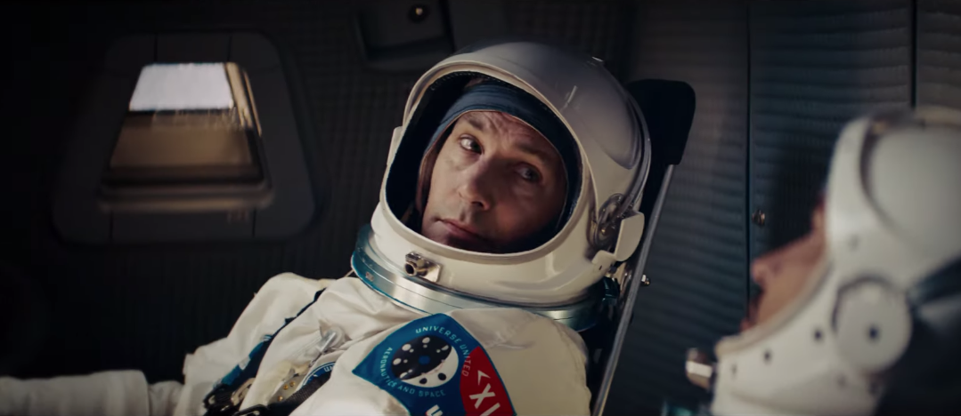 Paul Rudd Stars As An Astronaut In This Awesome Pepsi Ad