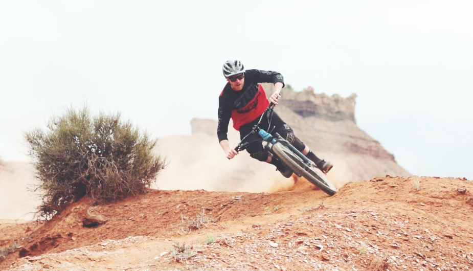 Evil Bike Co Take Us On An Epic Tour Of Utah's Deserts