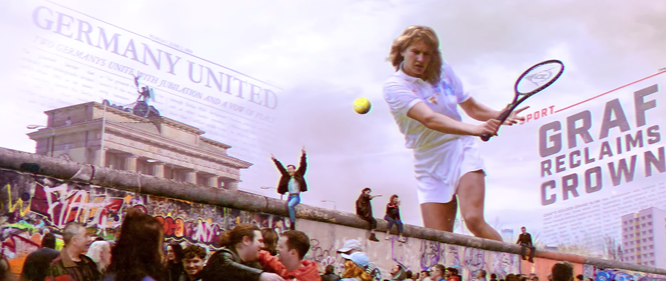 Stunning Animated Wimbledon Ad Looks Back To The Past, And Into Future