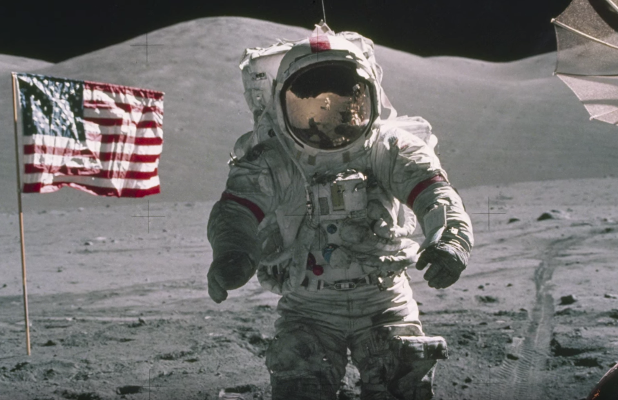 Human Waste On The Moon Could Shape The Future Of Space Travel
