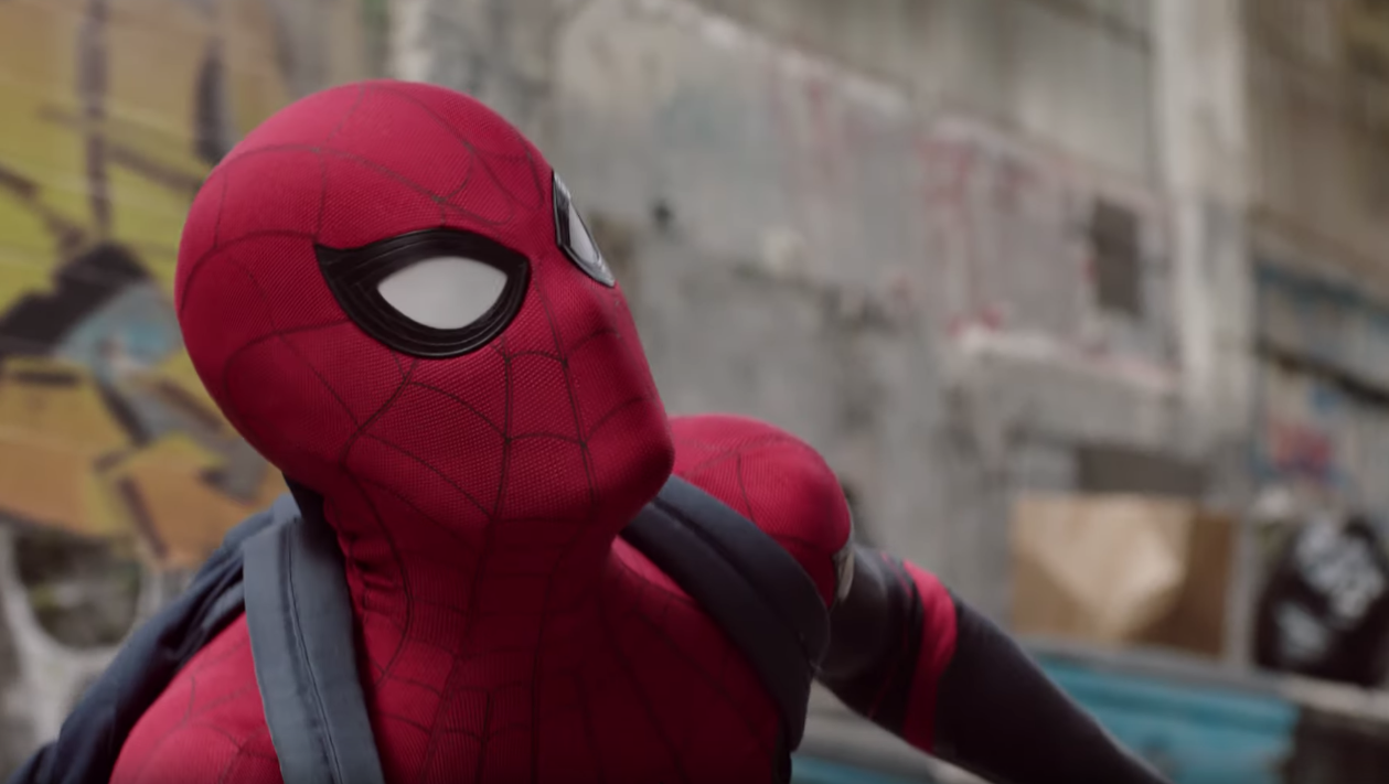 Audi Team Up With Spiderman In Funny New Ad