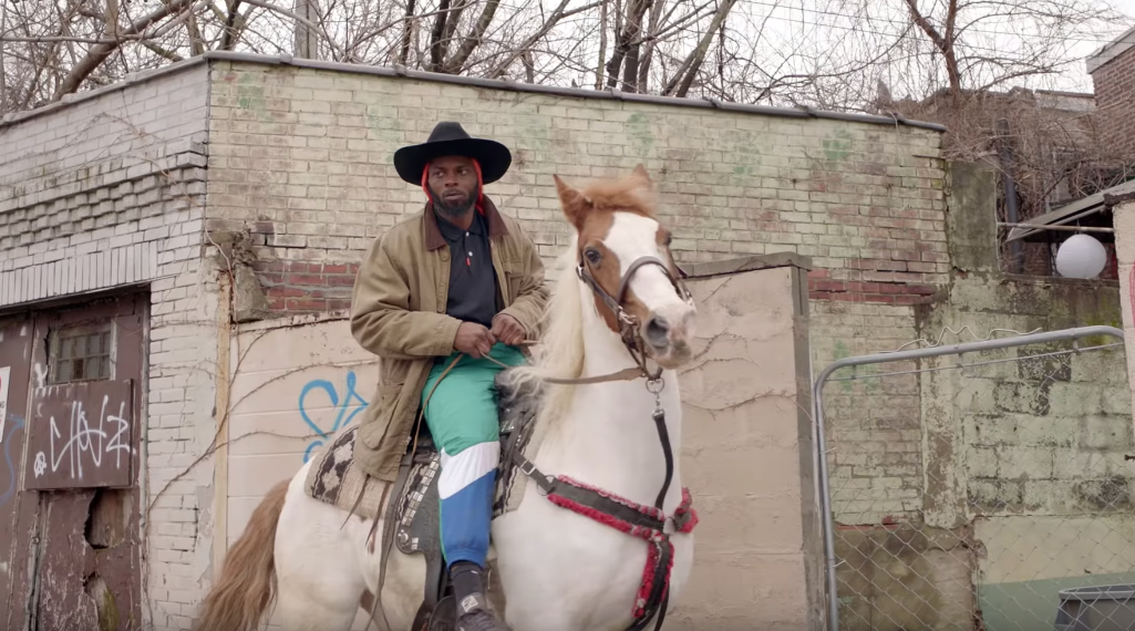 Nike Meets The Urban Horse Riders Of Philadelphia