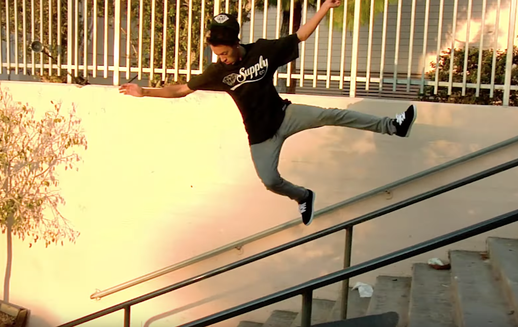 Pro Skater Nyjah Huston Remembers His Gnarliest Wipeouts