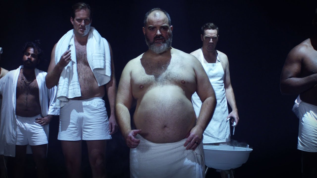 "Dollar Shave Club Celebrate ""Dad Bods"""