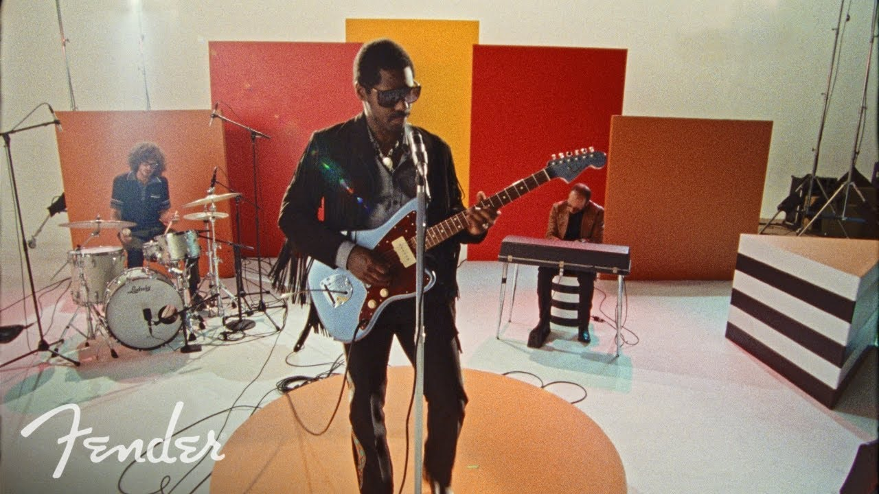 Fender Take Us Back To The 50s, 60s, & 70s In Rocking New Ad!