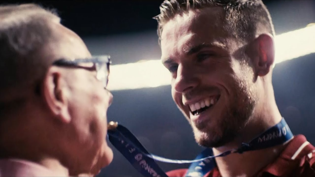 Short Film From UEFA Give Us An Intimate Look Inside The Champions League Final