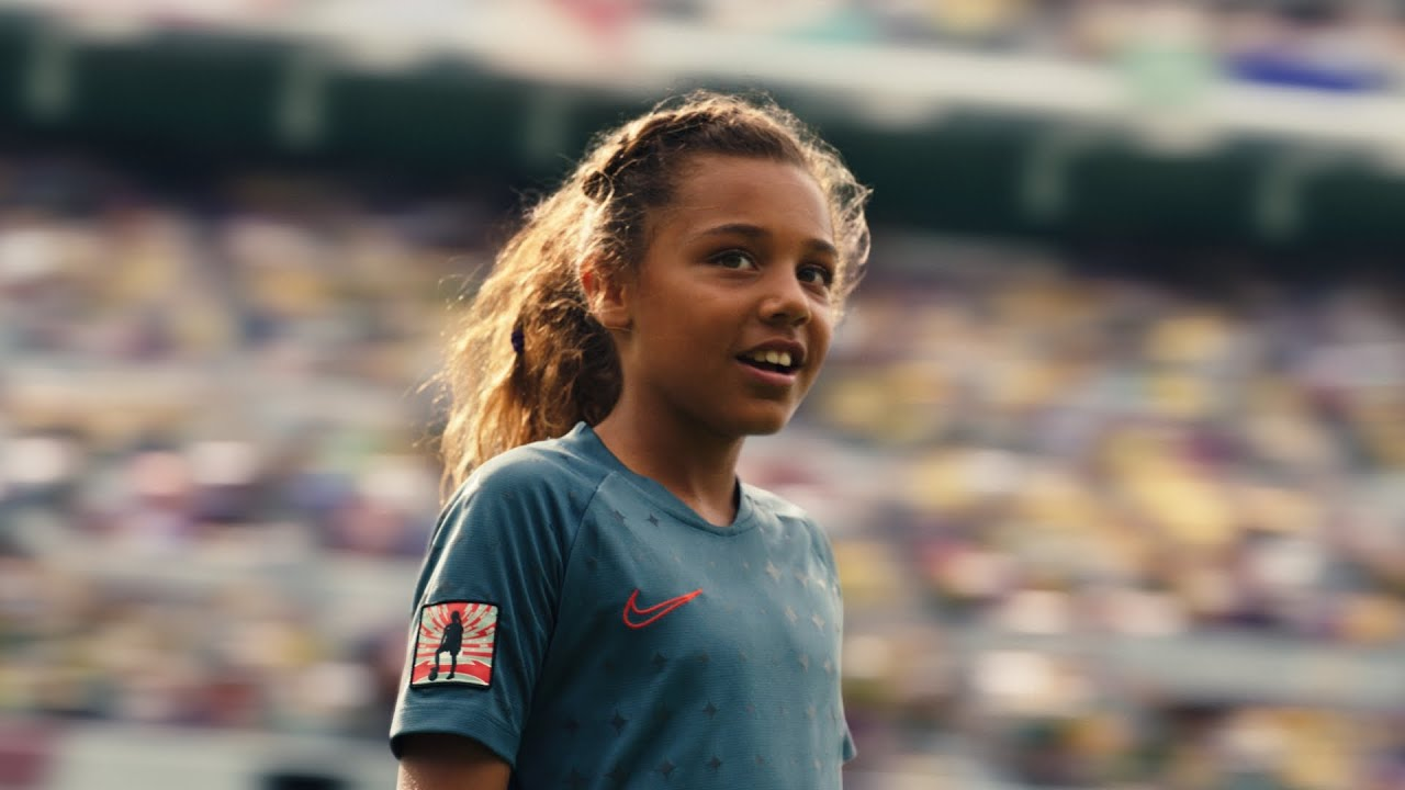 A Kid Dominates International Football In This Brilliant Nike Ad