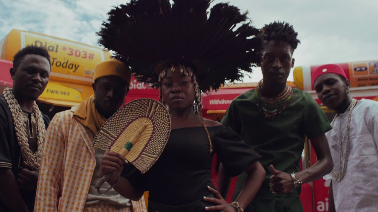 "Sampa The Great Celebrates Zambia For ""Final Form"""