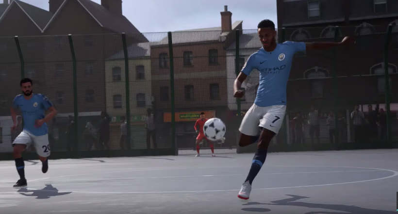 Watch The Action-Packed Trailer For FIFA 20