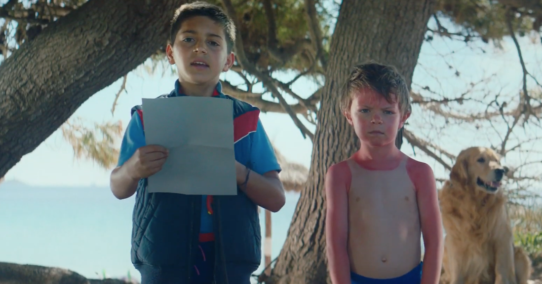 Funny Ad Reminds Us To Avoid Getting Sunburnt This Summer