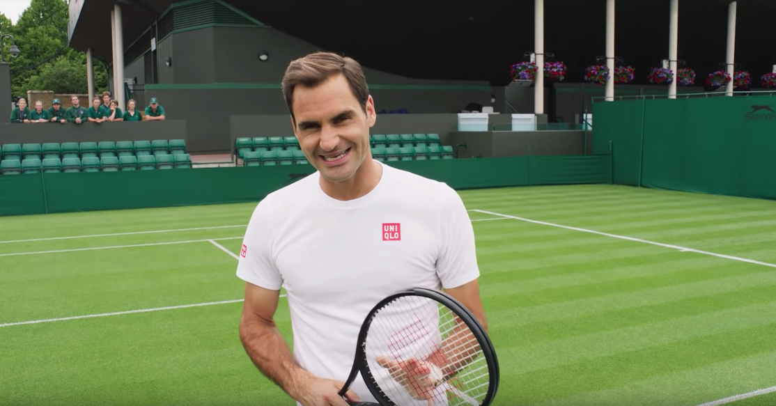 Vogue Chat To Roger Federer About His Best Wimbledon Moments