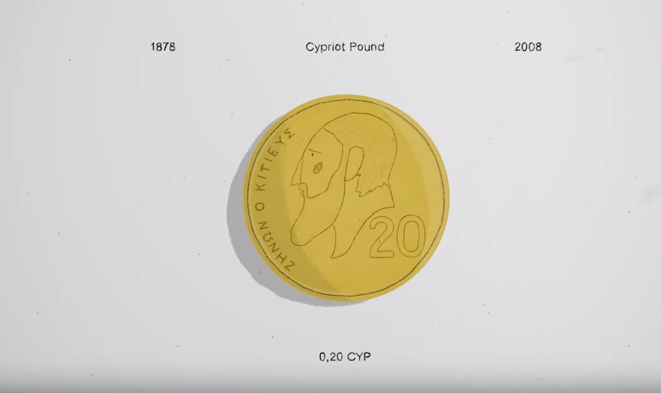 Animation Shows Us What Coins Looked Like In Europe Before The Euro