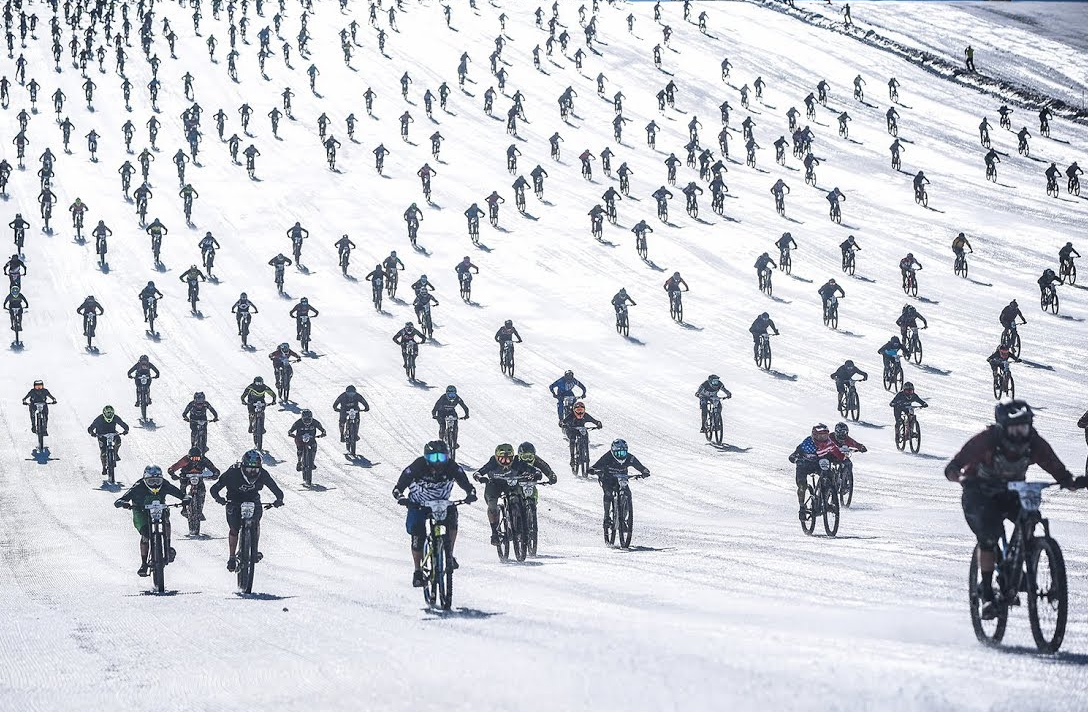 """Experience The Insane """"Mountain Of Hell"""" Race In This Epic Video"""