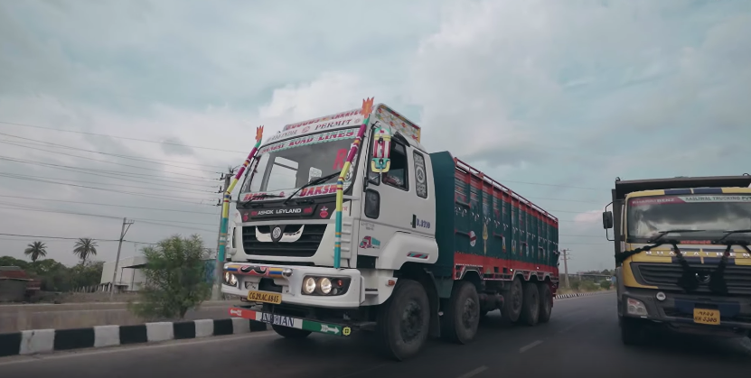 Inside The Hectic Life Of Indian Truck Drivers