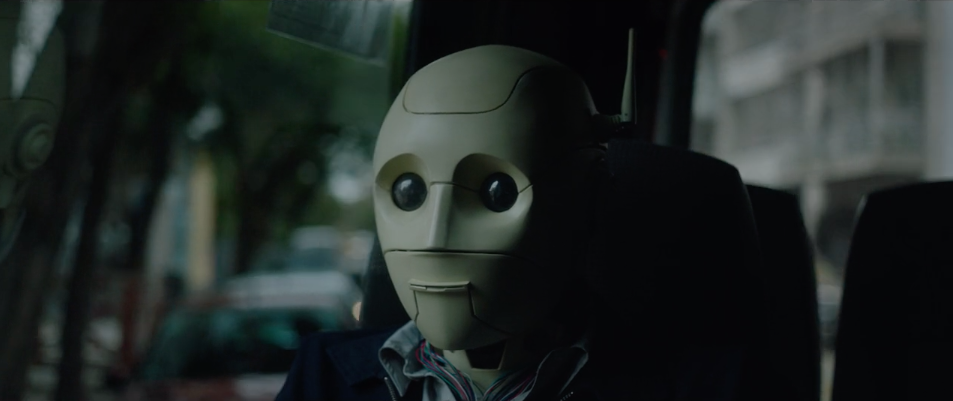 Cinemark Shows Us What A Robot's Daily 9-5 Looks Like In New Ad