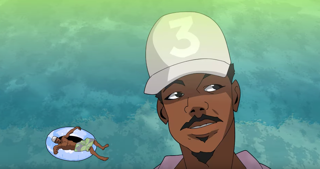 Watch Supa Bwe And Chance The Rapper's Awesome Animated Music Video