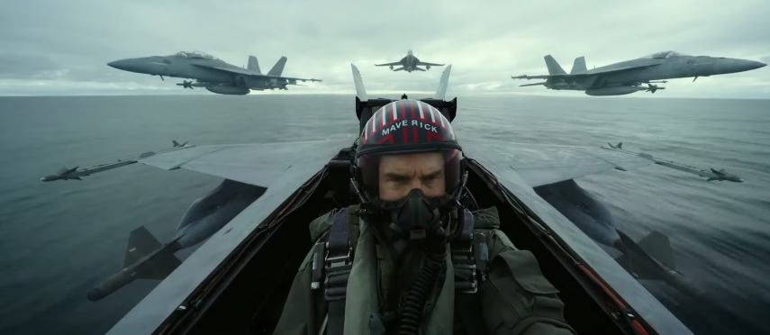 Top Gun Maverick – Watch The New Trailer