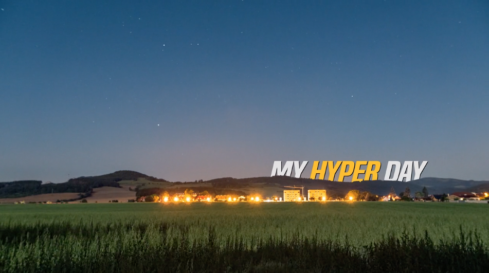 """My Hyperlapse Day"" One Person's Super-Fast Trip Through Town"