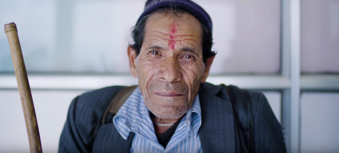 The Man Who Restored Sight To Thousand Of Blind Nepalis
