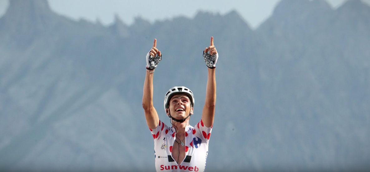 Vox Tells Us How To Win The Tour de France