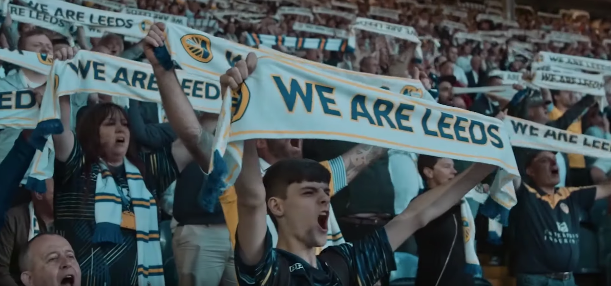 Amazon Release Trailer For Docu-Series About Footy Side Leeds United
