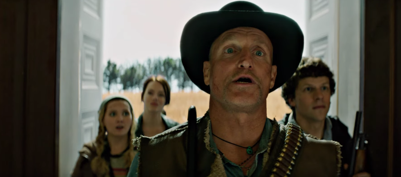 The Epic Trailer For Zombieland 2: Double Tap Is Here