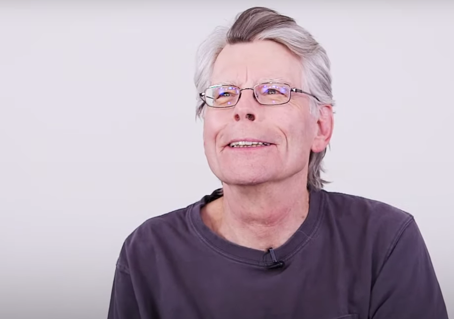 Stephen King Talks About How He Predicted President Trump In 1979