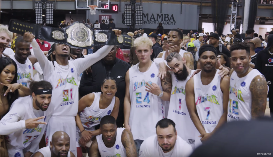 Watch A Celeb Basketball Game Feat. Snoop Dogg, Migos, Diplo And More
