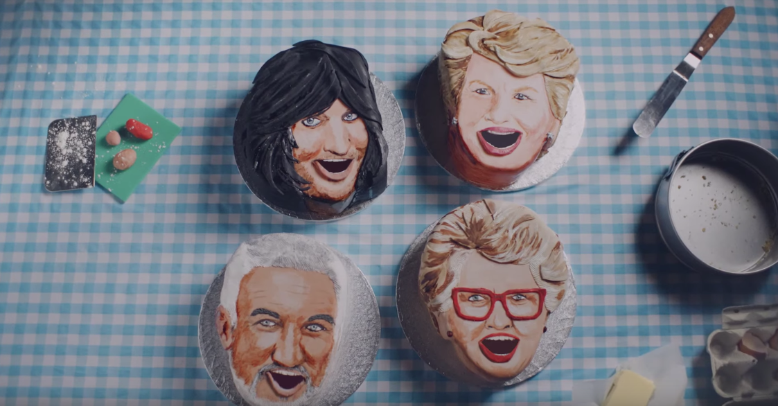 Watch The Epic Trailer For The Great British Bake Off
