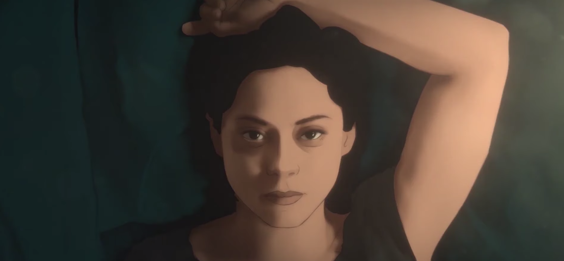 "Check Out Amazon's Trailer For Their Trippy Animated Series ""Undone"""