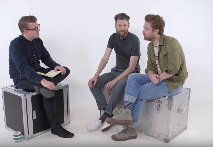 NME Chat To The Kaiser Chiefs About Their New Album