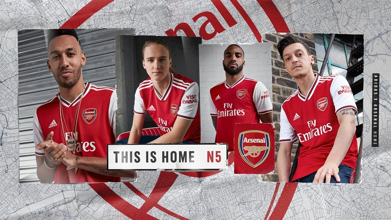 All Of Arsenal's Players Become Cockneys In Hilarious New Ad!